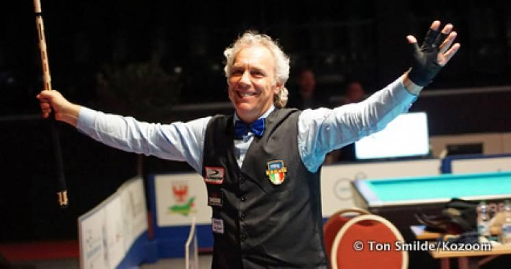 Marco Zanetti Wins European Championship In Stunning Performance