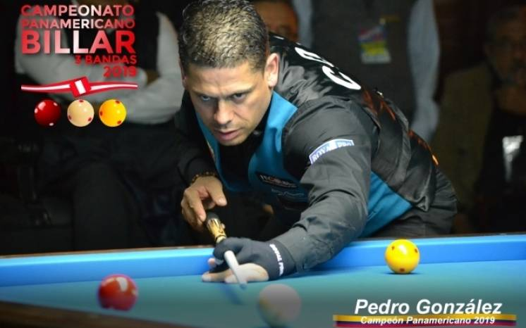 Pedro Gonzalez Repeats as Pan American Champion
