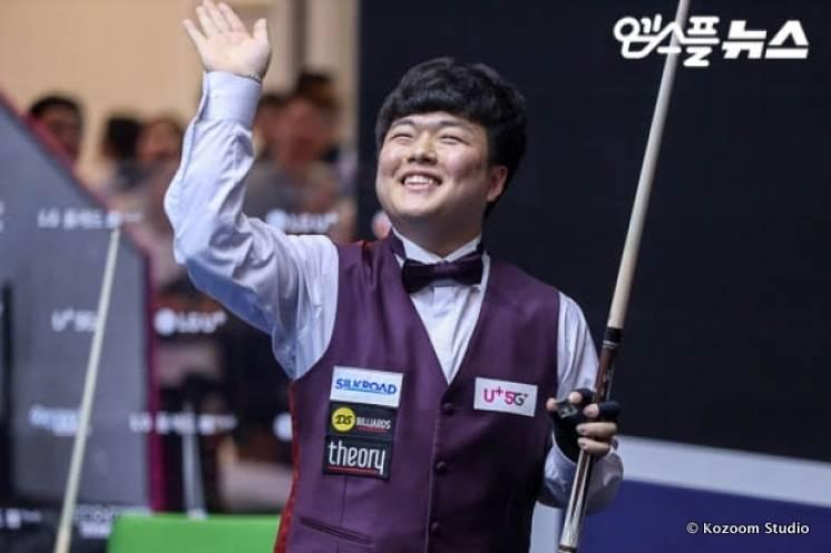 Myung-woo Cho Wins the 5th Edition of the LG U+ Cup