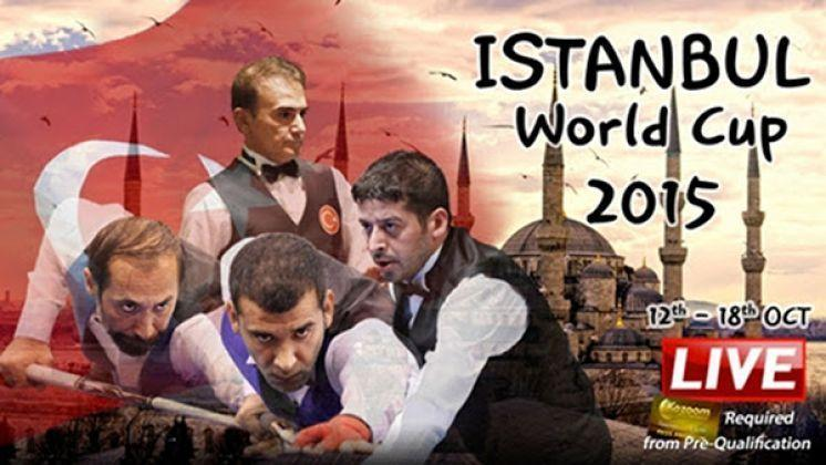 World Cup Comes to Istanbul Turkey