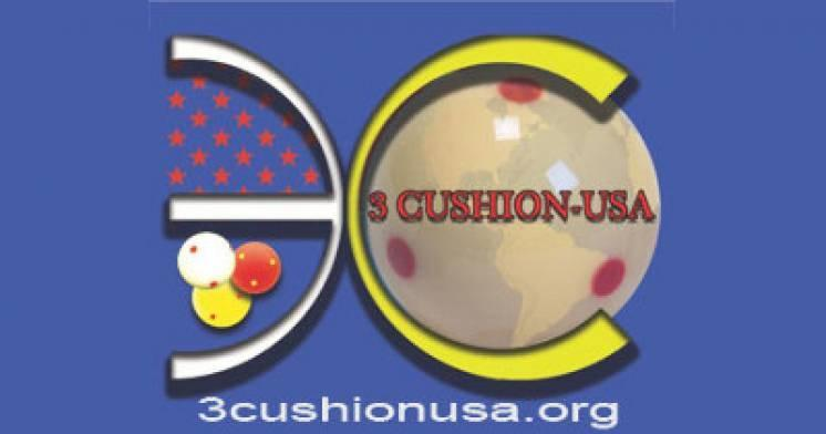 3CushionUSA Tournament Results (July Update)