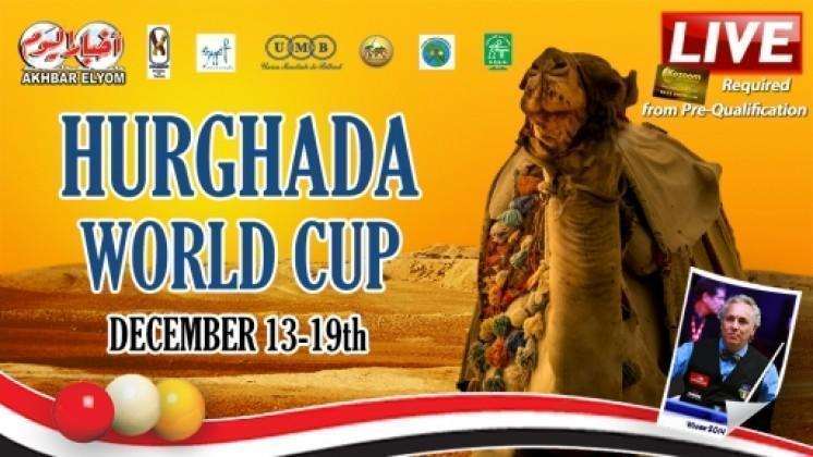 Final World Cup for 2015 in Hurghada Egypt