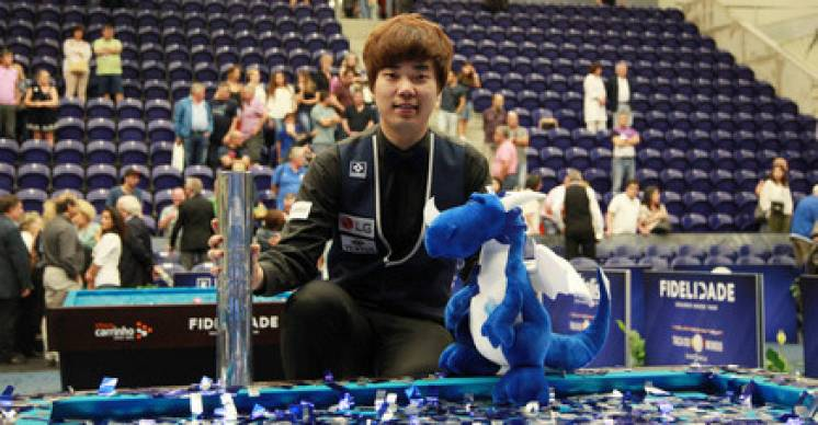 Haeng-Jik Kim Wins 2017 UMB World Cup Porto