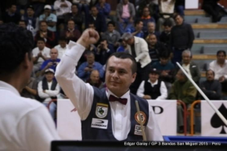Henry Diaz Wins Grand Prix Pan Americano in Lima