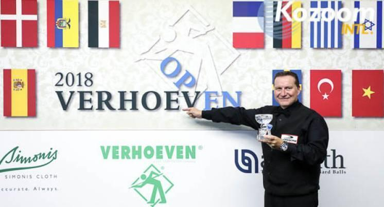 Eddie Merckx Over Dani Sanchez To Win Verhoeven Open